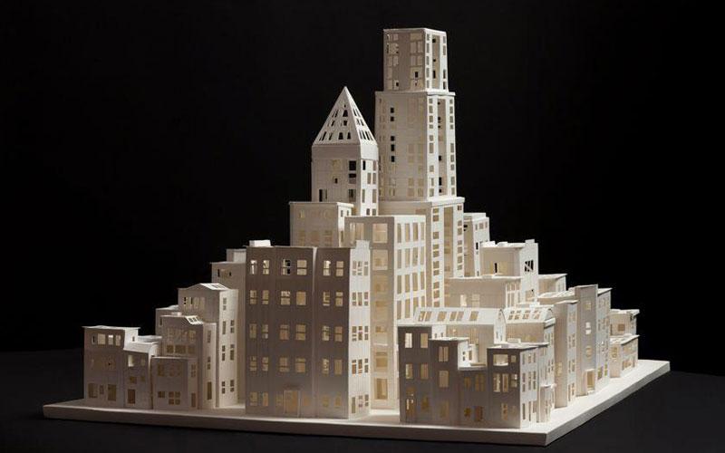 le pavillon architectures de papier